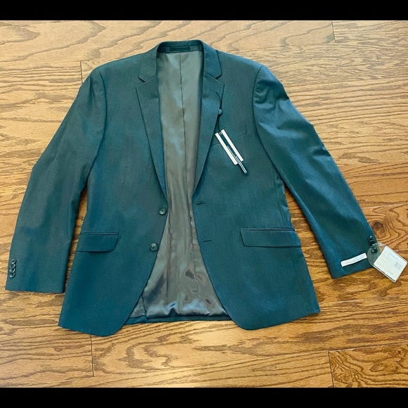 Kenneth Cole Other - NEW Kenneth Cole Slim-Fit Sport Coat